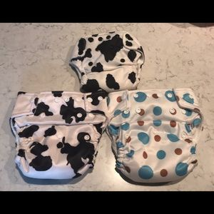 Sold! Reusable baby diapers